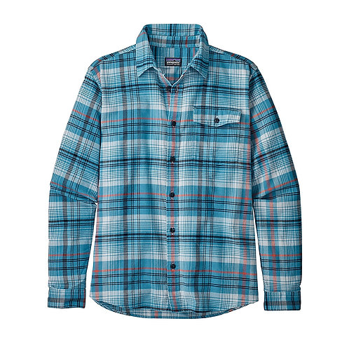 Patagonia Men's Long-Sleeved Lightweight Fjord Flannel Shirt - ROOB [54020]