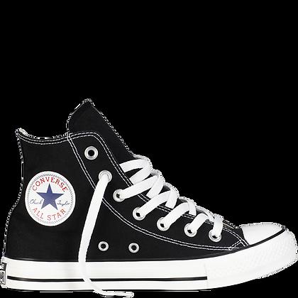 Converse Chuck Taylor All Star Hi (Black)