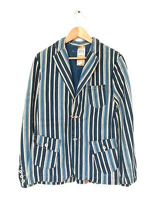Levi's Capital E Striped Blazer - [860137723]