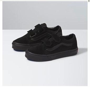 Vans Old Skool V Black/Black VN000VHEENR