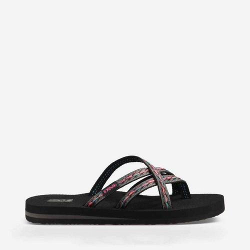 e7c8322fa Teva Olowahu Women s Sandal - Felicitas Black