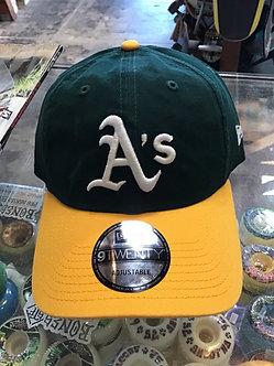 New Era Cap Oakland Athletics adjustable