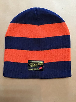 East 4th Striped Beanie