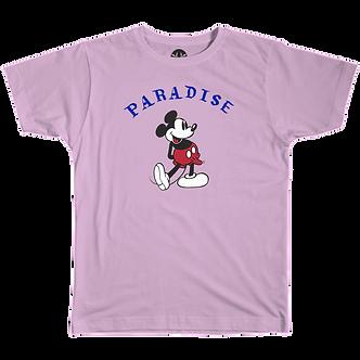 Paradise T Shirt McBoner - Pink
