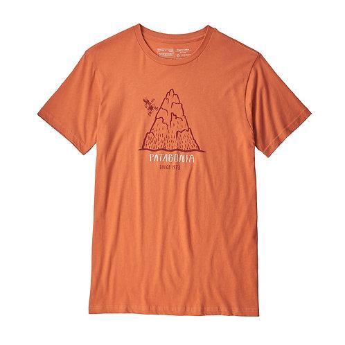Patagonia Men's Hoofin' It Organic Cotton T-Shirt - SNS [39340]