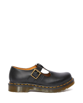 Dr. Martens Polley Mary Janes - Black Smooth [14852001]