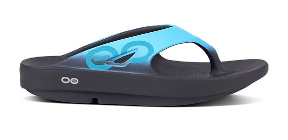 Oofos Ooriginal Sport Sandal - Aqua [1001]