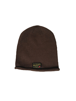 East 4th Skate Oversized Beanie (Chocolate)