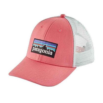 Patagonia P-6 Logo Lowpro Trucker Hat - SRPK [38016]