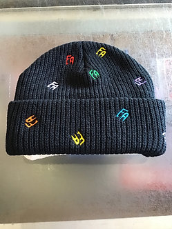 Fucking Awesome Scattered Beanie