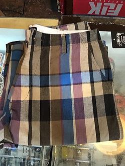 Sale Stussy Plaid Shorts