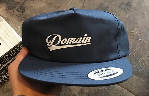Domain Hat unconstructed