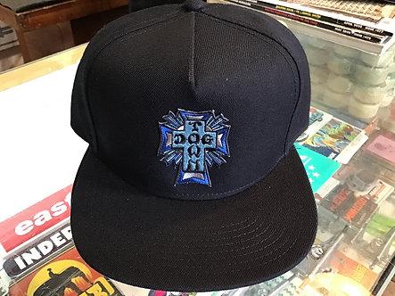 Dogtown OG Cross Embroidered Hat