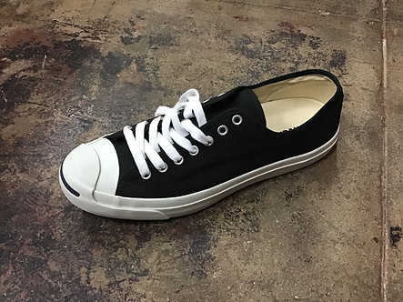 Converse Jack Purcell Ox Black/White 1Q699