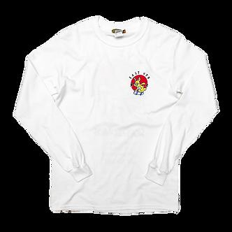 East 4th Skate Bunny L/SL Tee (White)