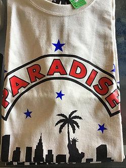 Paradise New York Stars Tee