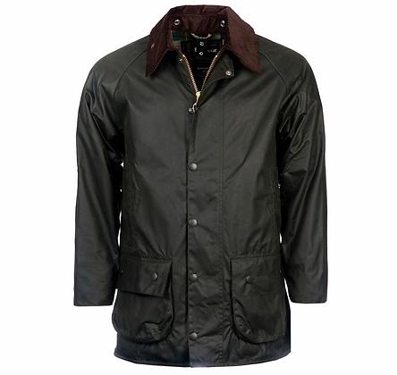 Barbour Beaufort Wax Jacket - Sage