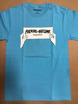 FA T Shirt Weird Out There (Baby Blue)