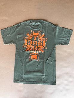 Dogtown T Shirt Basic Cross Logo