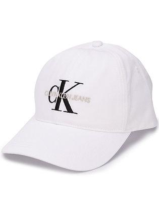 Calvin Klein Chino Cap - Standard White