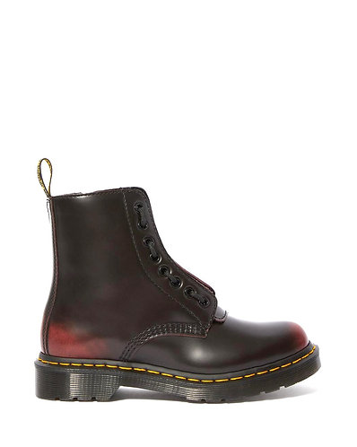 Dr. Martens 1460 Pascal Front Zip - Cherry Red Arcadia [24330600]