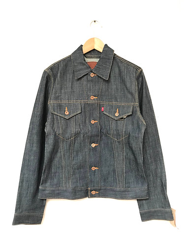 Levi's Capital E Slim Trucker Jacket - [860153720]