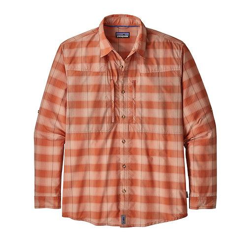 Patagonia Men's Long-Sleeved Sun Stretch Shirt - HANA [52197]