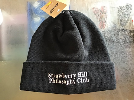 Snack Strawberry Hill Philosophy Club Beanie