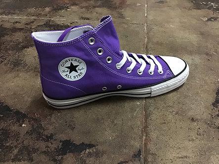 Converse CTAS Pro Hi Electric Purple 162187C