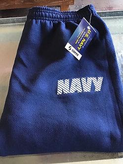 Soffe Navy Sweatpants