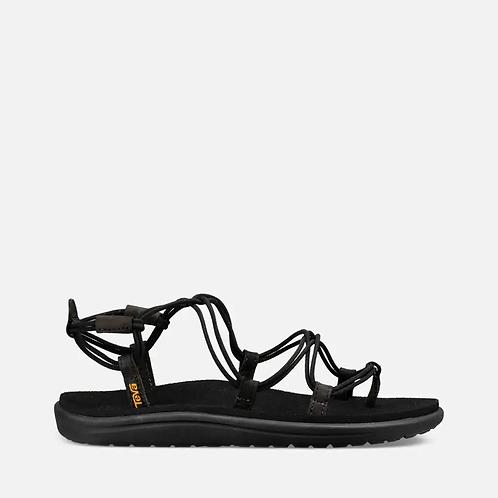 Teva Women's Voya Infinity Sandal - Black