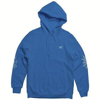 Call Me 917 Web Hoody - Blue