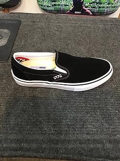 Vans Skate Slip-on - Black/White