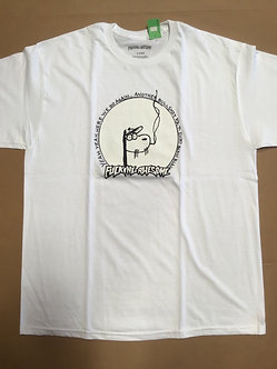 FA T Shirt Snoopy Smoking