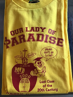 Our Lady Of Paradise Tee