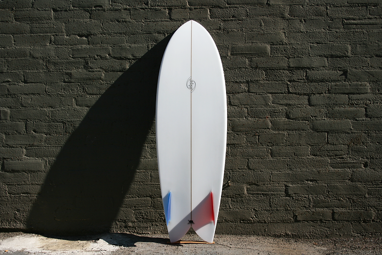 "Bing Surfboards Twin Fin Fish [5'8""]"