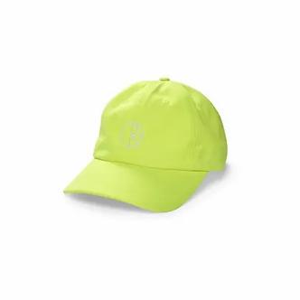 Polar Logo Strapback - Safety Yellow