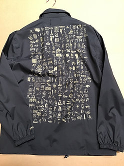Fucking Awesome Coach Jacket
