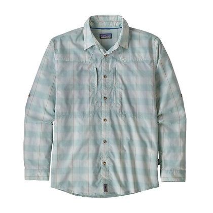 Patagonia Men's Long-Sleeved Sun Stretch Shirt - HAAB [52197]