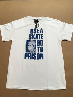 Thrasher T Shirt Gonz Prison Tee