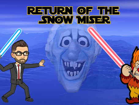 Winter Episode II: Return of the Snow Miser?
