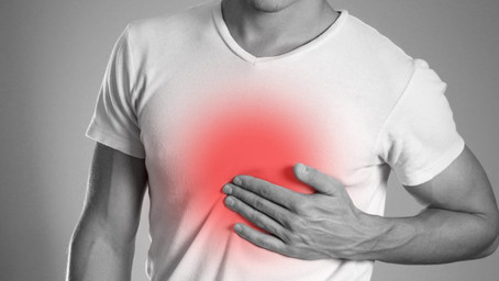 A common cause of heartburn