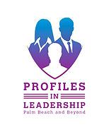 Profiles in Leadership Vertical Logo Mas