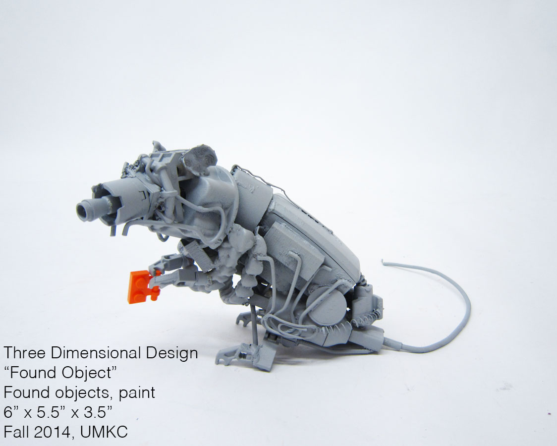 Three Dimensional Design