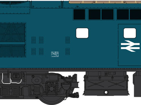O Gauge Class 26 Artwork Revealed!