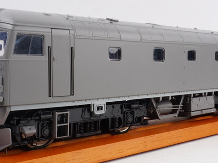 Latest Samples! O Gauge Class 26/27