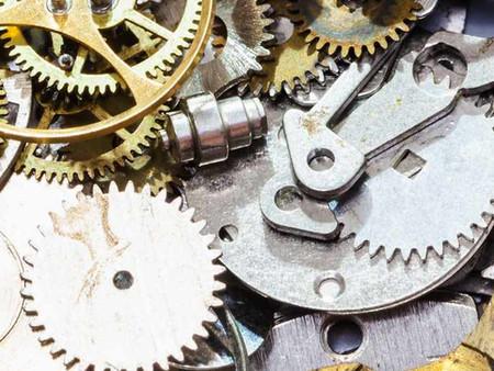 Update - O Gauge replacement gears