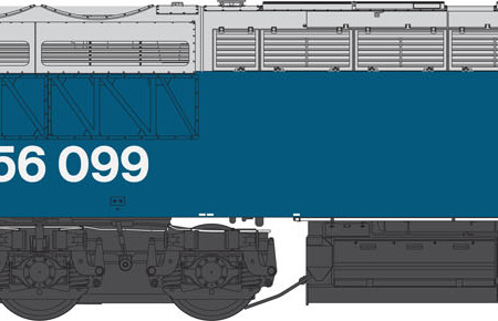 Class 56 Artwork Approved!