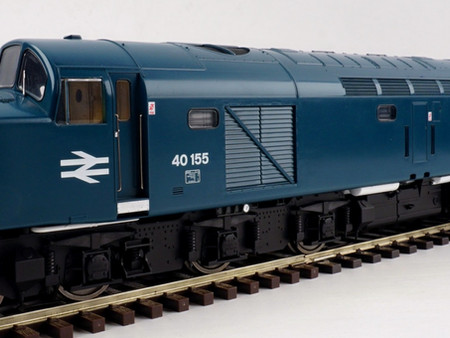 Latest Class 40 images!