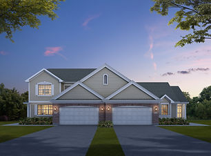 Duplex homes for sale in Gilberts, IL